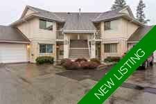 Abbotsford West Townhouse for sale:  2 bedroom 1,240 sq.ft. (Listed 2019-12-13)