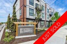 Langley City Townhouse for sale: The Terraces 2 3 bedroom 1,351 sq.ft. (Listed 2020-09-21)